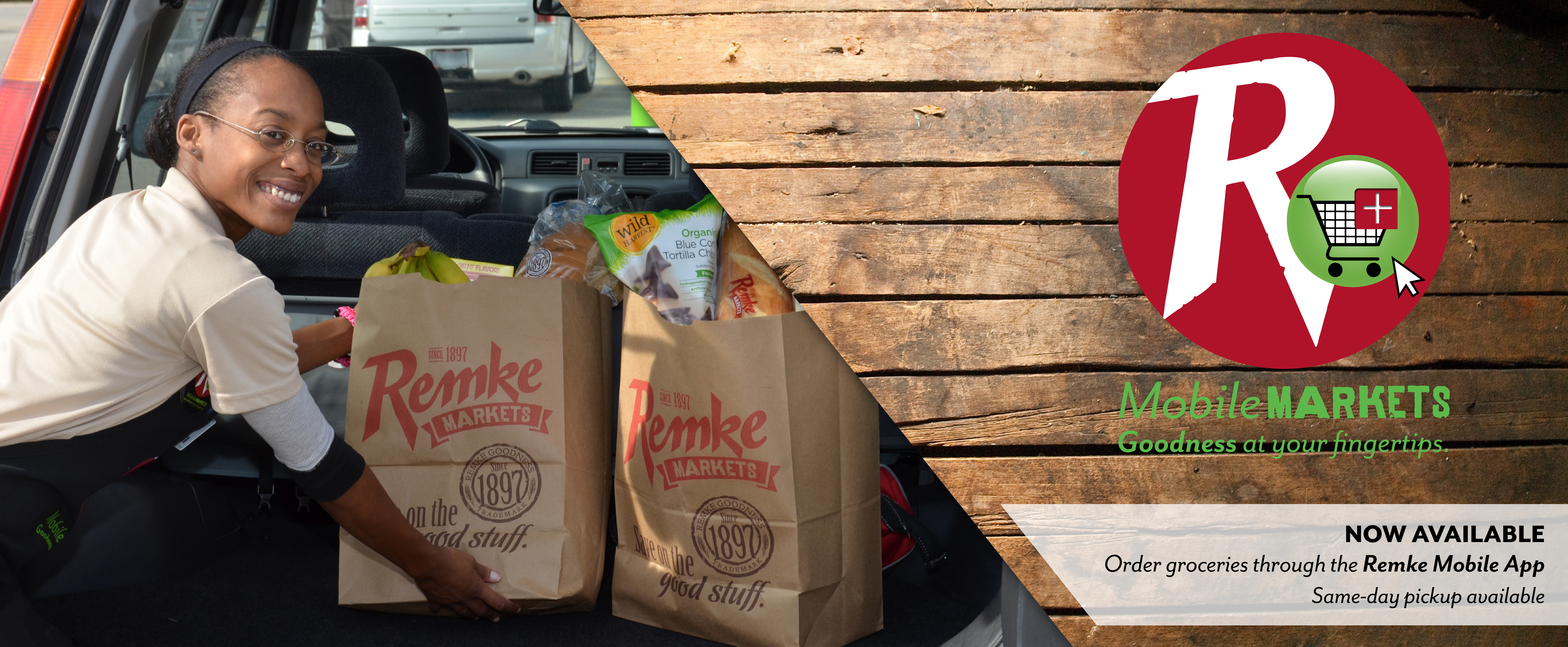 Remke Mobile Markets - Order groceries online today, pick up today